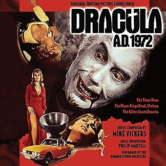 Mike Vickers - Dracula a.D. 1972 - O.S.T. [CD] USA import