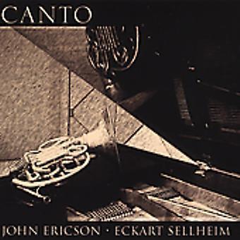 Madsen/Schumann/Schmid - Canto [CD] USA import
