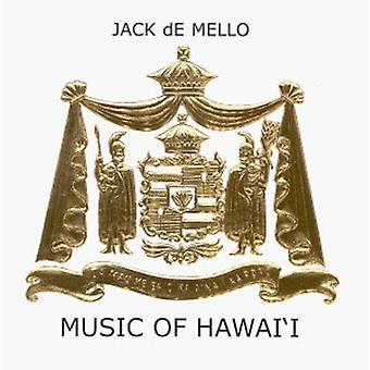 Jack De Mello - Music of Hawaii [CD] USA import