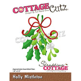Scrapping Cottage Holly Mistletoe