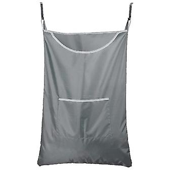 Durable Household Hanging Laundry Hamper - Over Door Large Capacity Dirty