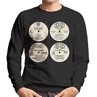 DJ International Classic Records Men's Sweatshirt