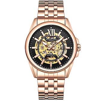 Hand Assembled Anthony James Limited Edition Mystique Automatic Rose - 5 Year Warranty