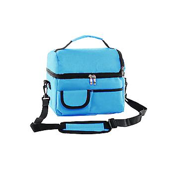 YANGFAN Insulated Lunch Bag Lunch Box Cooler Bag with Shoulder Strap