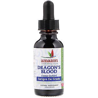 Amazon Therapeutics, Sangre de Grado, Dragon's Blood, 1 oz (30 ml)