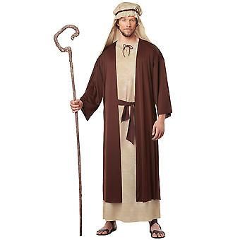 Saint Joseph Biblical Religious Chirstmas Nativity Easter Mens Costume