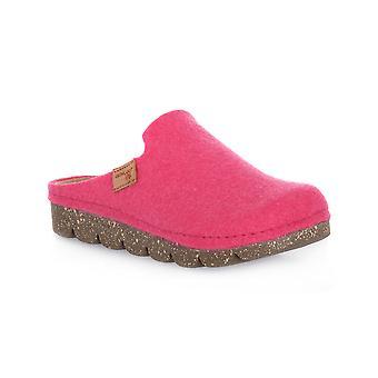 Grunland poff fuxia schoenen