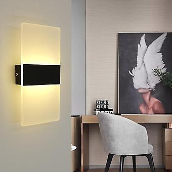Bedroom Bedside Living Room Balcony Aisle Lamp, Led Wall Light