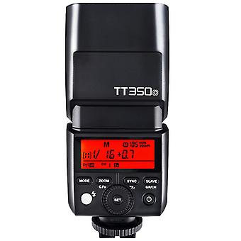 Camera Flash Tt350 Godox-ttl 2.4g 1 / 8000s 36gn For Olympus