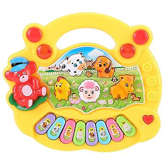 Jouet instrument de musique, Animal Farm Piano Developmental Music Educational