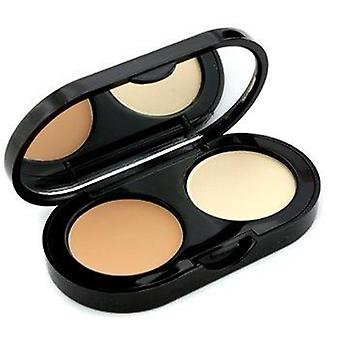 New Creamy Concealer Kit - Beige Creamy Concealer + Pale Yellow Sheer Finish Pressed Powder 3.1g or 0.11oz