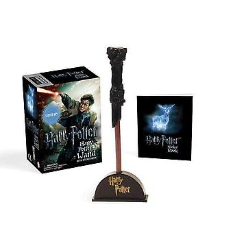 Harry Potter Wizard's Wand & Sticker Set