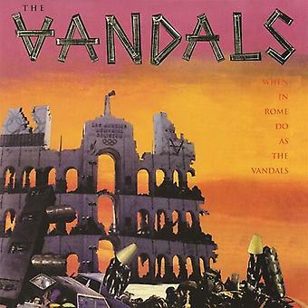 When In Rome Do As The Vandals - Splatter Vinyl [Vinyl] USA import