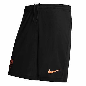 2020-2021 Roma tredje shorts (Svart)