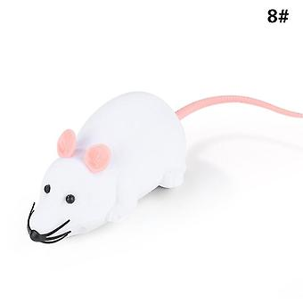 Rc Animals Rc Cat Pets, Wireless Remote Control Rat Mouse- Toy For Cats
