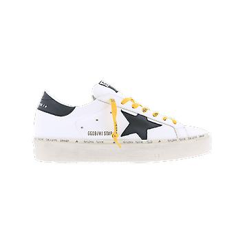 Golden Goose Hi Star Leather Upper Star White GMF00118F00039110297 shoe