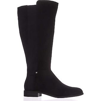 Alfani Womens Pippa Almond Toe Knee High Fashion Boots