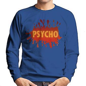 Psycho Splatter Logo Men's Moletom