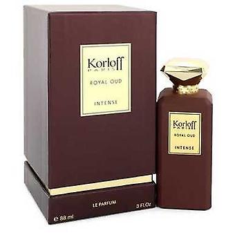 Korloff Royal Oud Intense By Korloff Eau De Parfum Spray 3 Oz (women) V728-548462