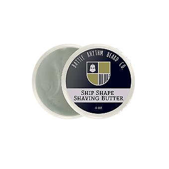 Ship-shape Shaving Butter