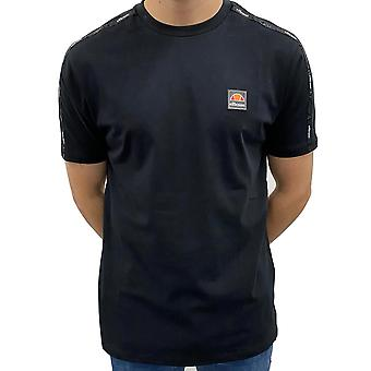 Ellesse Devers Tape T-shirt - Sort