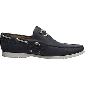 Driver Club USA Mens Leather Made in Brazil Daytona Light Weight Boat Shoe