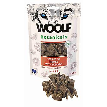 Woolf Botanicals Pavo con Tomate (Dogs , Treats , Chewy and Softer Treats)