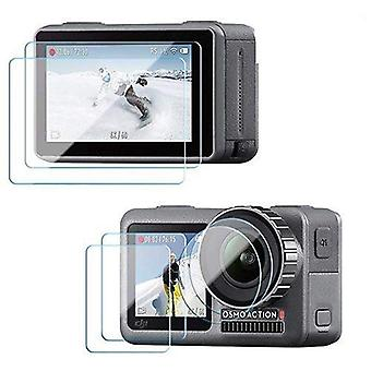Screen-protector Voor Action-camera