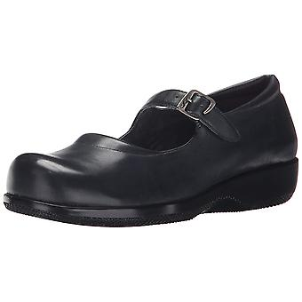SoftWalk Womens Jupiter Round Toe Ankle Strap Clogs