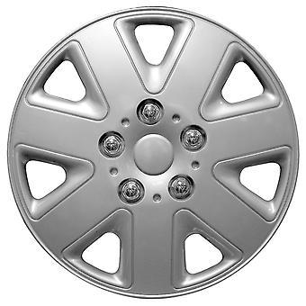 "Streetwize Hurricane Wheel Covers x 4 16"""