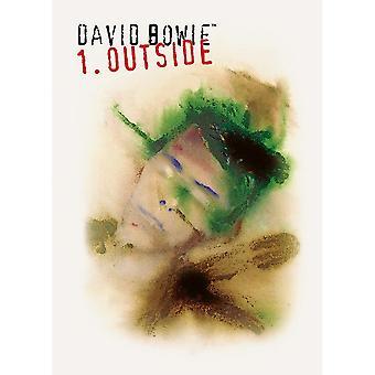 David Bowie 1 Utenfor Postkort