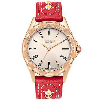 Ladies Watch Hanowa 16-6095.09.001.04, Quartz, 36mm, 5ATM