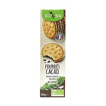 Cocoa Filled Cookies 185 g