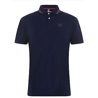 Hackett Polo Shirt Marine