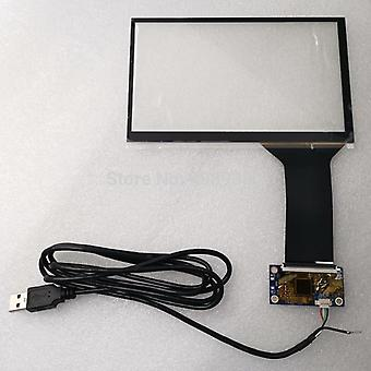 Touch Screen 7 Inch 10-punts Usb Universele Interface Ondersteuning Android Linux