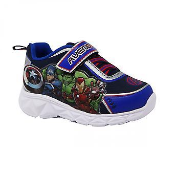 Marvel Avengers Assemble Light Up Kids Shoes