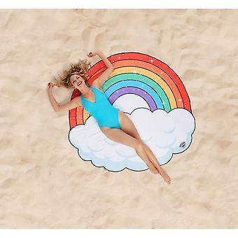BigMouth Inc. Giant Beach Blanket (Rainbow)