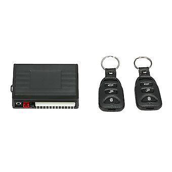 Universele afstandsbediening centrale controle box kit auto deurslot keyless entry systeem met kofferbak release knop