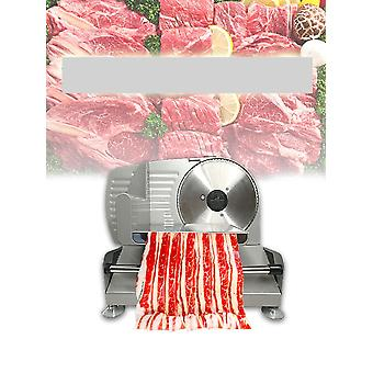 220  / 110 Electric Slicer Household Lamb Meat Slice Bread Slices Hot Pot