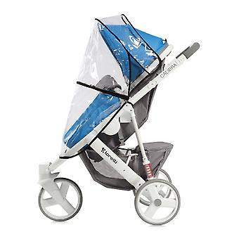 Lorelli Universal Rain Protection Happy Rain, barnvagn, barnvagn för alla ensitsiga