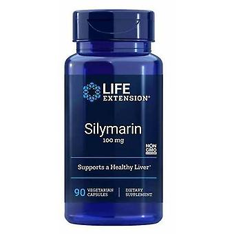 Life Extension Silymarine 100 mg 90 Gélules Végétales