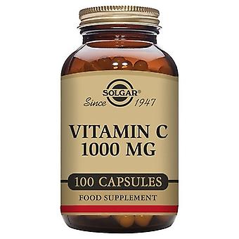 Solgar Vitamiini C 1000 mg Kapselit