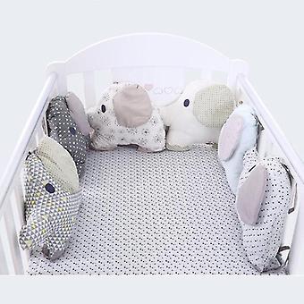 Baby Krippe Stoßstange Kleinkind Bett Bettwäsche Set