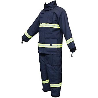Navy Bule  Firefighting Firefighter Suits