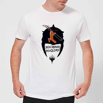 Magic Of The Gatheirng Throne of Eldraine Gingerbread Slayer Mens T-Shirt - Whi