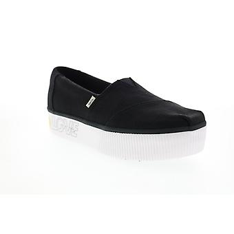 Toms Adult Womens Alpargata Boardwalk Loafer Flats