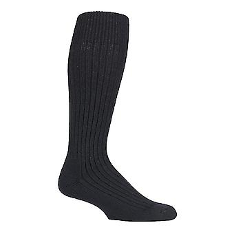 Mens Knee High Wool Military Action Socks