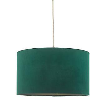 Cylindriskt lättpassat hänge ljusgrönt