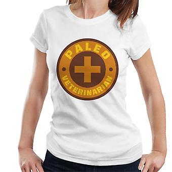Jurassic Park Paleo Tierarzt Frauen's T-Shirt