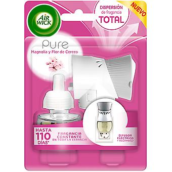 Air Wick Electric Air Freshener Pure Cherry Blossoms asia appliance and refill